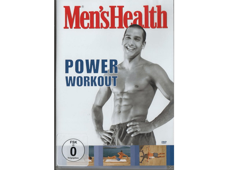 Men's Health Power Workout [DVD]