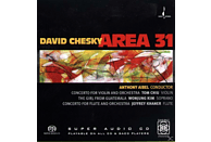 David Chesky - Area 31 (Mehrkanal) [SACD Hybrid]