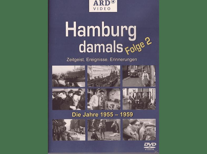Hamburg damals - Folge 1 - Die Jahre 1950-1954 [DVD]