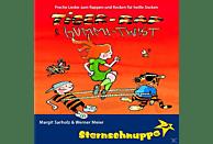 Margit Sarholz, Werner Meier - Tiger-Rap & Gummi-Twist - (CD)