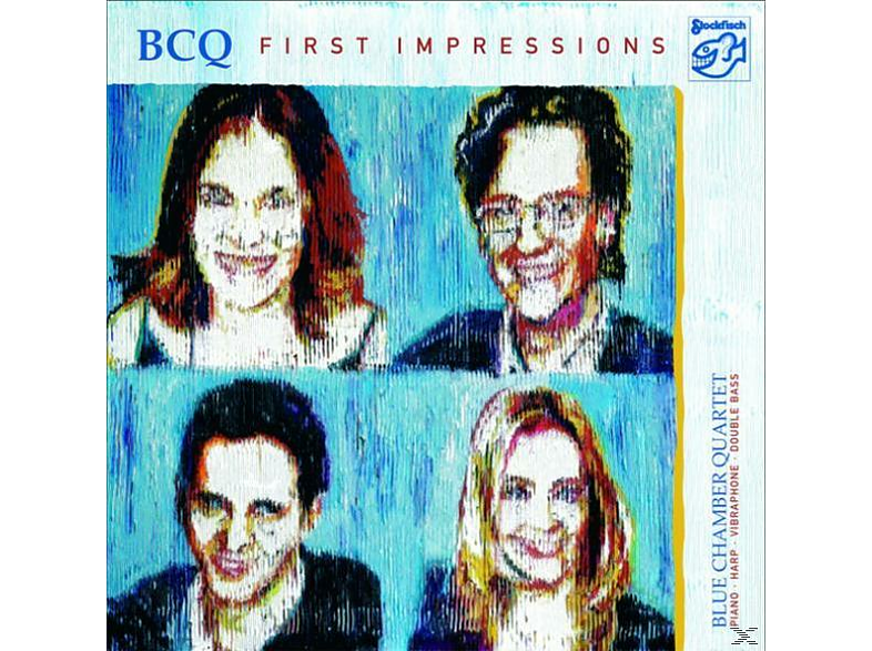 Blue Chamber Quartet - First Impressions (Mehrkanal) [SACD Hybrid]