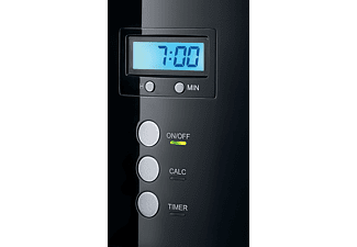 MELITTA 100801 Optima Timer Filterkaffeemaschine  Schwarz