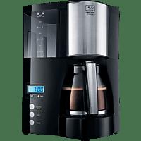 MELITTA 100801 Optima Timer  Kaffeemaschine Schwarz