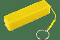 XLAYER Colour Line Yellow Powerbank 2600 mAh  Gelb