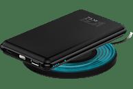XLAYER Wireless Charging Powerbank 10000 mAh  Schwarz