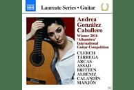 Gonzalez,Caballero,Andrea - Guitar Recital [CD]