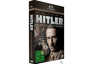 Hitler - Aufstieg des Bösen - Der komplette Zweiteiler DVD