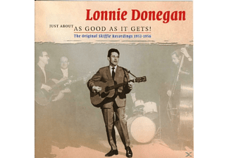 Lonnie Donegan - THE ORIGINAL SKIFFLE RECORDINGS - (CD)