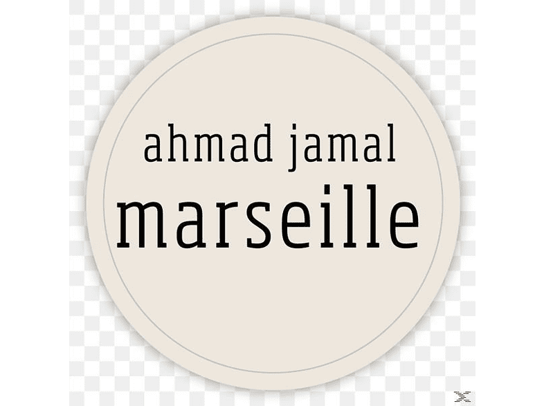 Ahmad Jamal - Marseille [LP + Download]