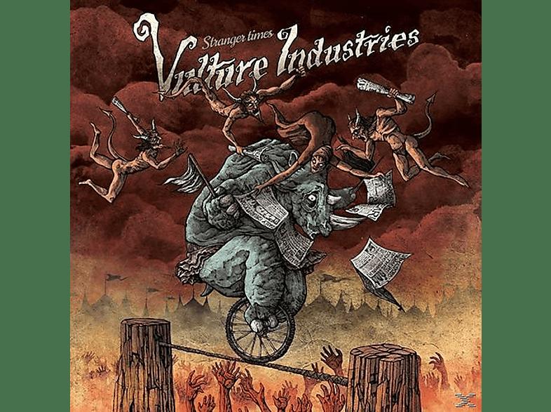 Vulture Industries - Stranger Times (Black Vinyl,Gatefold) [Vinyl]