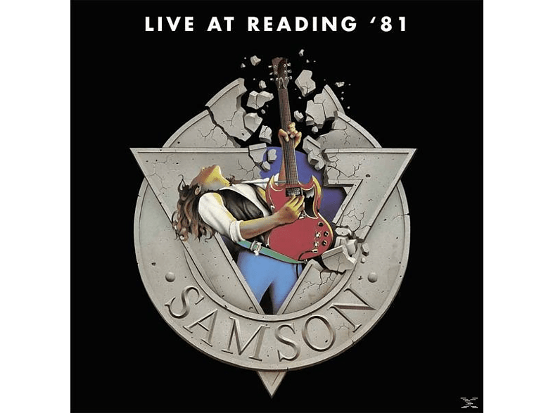 Samson - Live At Reading '81 [Vinyl]