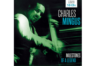 Charles Mingus - tbc-Original Albums  - (CD)