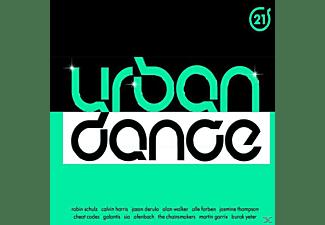 VARIOUS - Urban Dance Vol.21  - (CD)