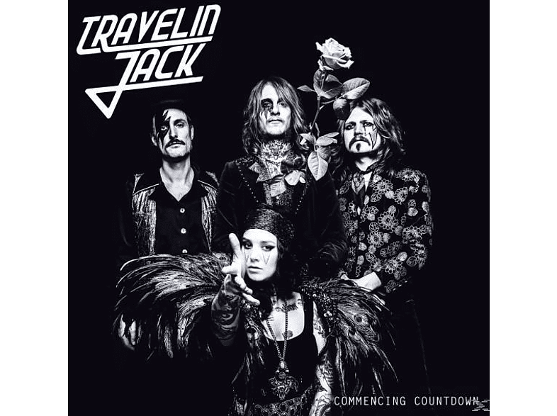 Travelin Jack - Commencing Countdown [CD]