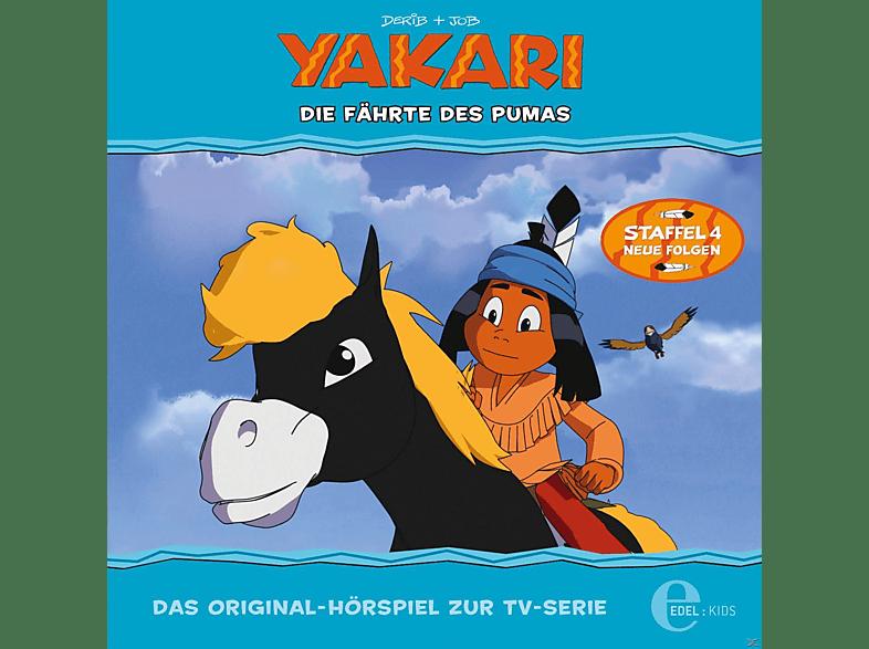 Yakari - (30)HSP z.TV-Serie-Die Fährte Des Pumas - (CD)