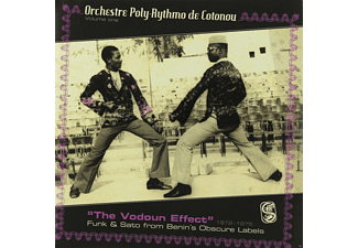 Orchestre Poly - The Vodoun Effect - (Vinyl)