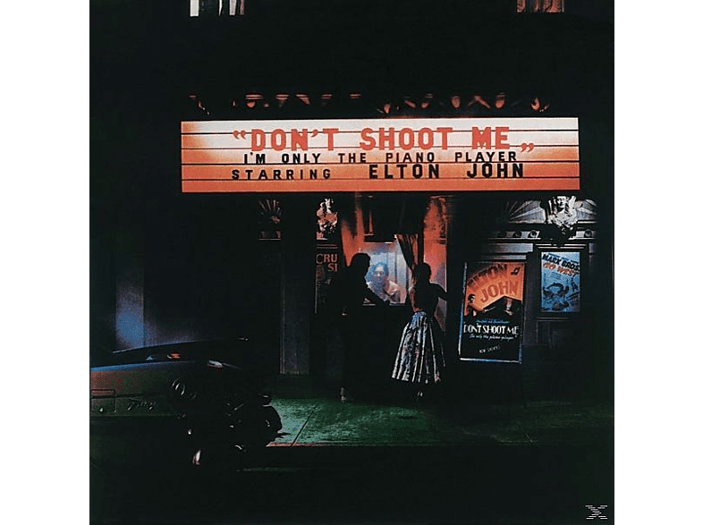 Elton John - Don't Shoot Me I'm Only The Piano Player [Vinyl]