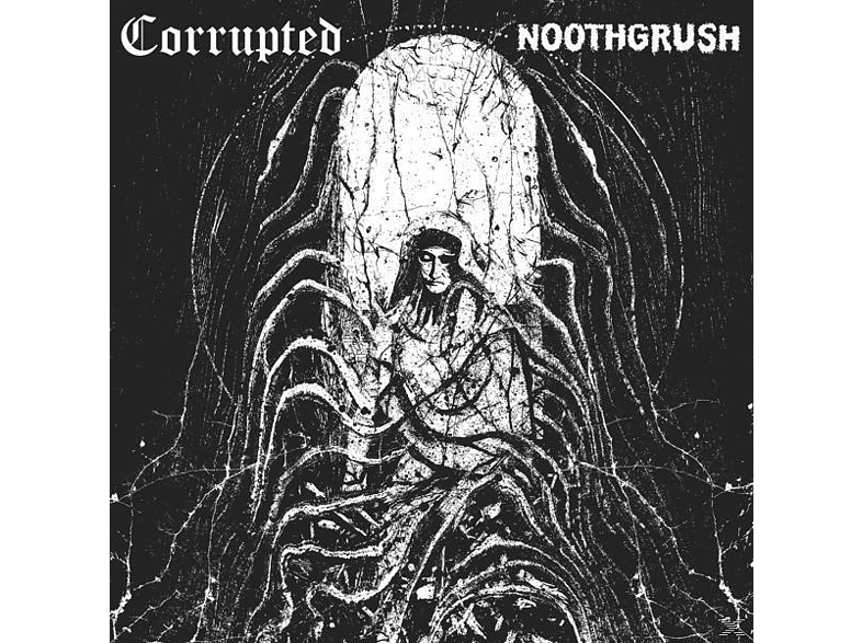 Noothgrush, Corrupted - Split Vinyl [Vinyl]