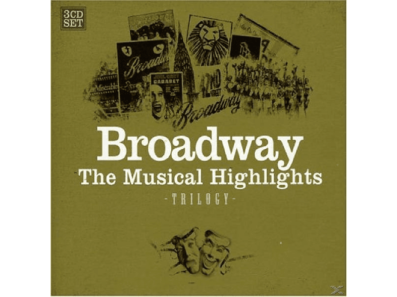 VARIOUS - Broadway-Musical Highlights [CD]