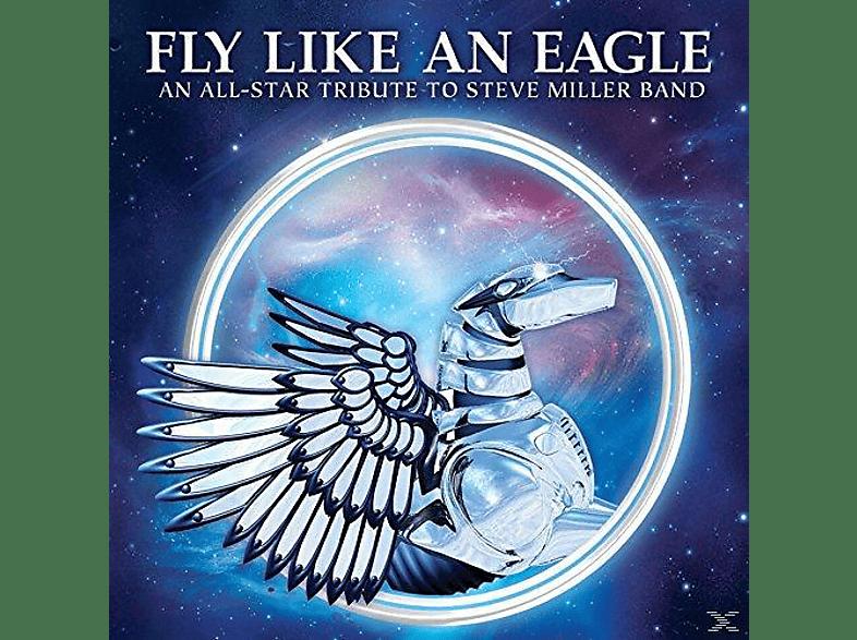 VARIOUS - Fly Like An Eagle [CD]