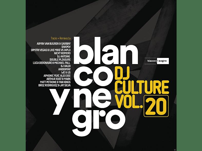 VARIOUS - Blanco Y Negro DJ Culture Vol.20 [CD]