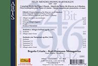 Begona Uriate - Sämtliche Werke für Klavier zu 4 Händen (GA) [CD]