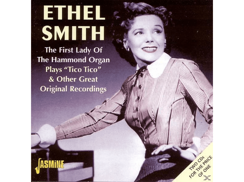 Ethel Smith - The First Lady Of The Hammond [CD]