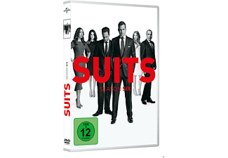 Suits - Season 6 DVD