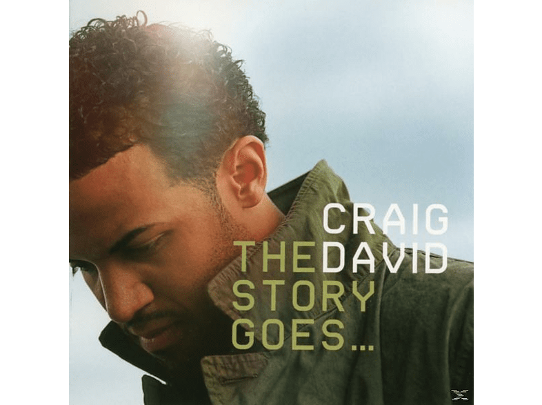 Craig David - The Story Goes.... [CD]