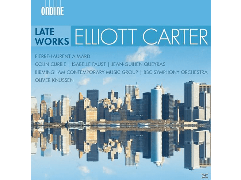 VARIOUS - Late Works [CD]