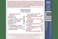 Xianji Liu - Guitar Recital [CD]