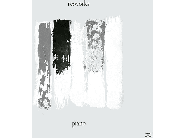 VARIOUS - Re:Works Piano [CD]