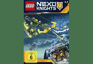 LEGO Nexo Knights - Staffel 3.3 DVD