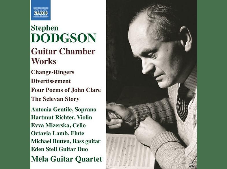 Mela Guitar Quartet/+ - Kammermusik mit Gitarre [CD]