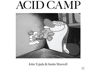 John Tejada & Justin Maxwell - I've Got Acid (On My Brain)  - (Vinyl)
