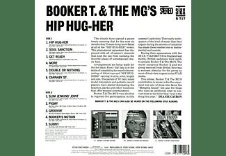 T. Booker, The Mg's - Hip Hug Her  - (Vinyl)