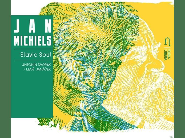 Jan Michiels - Slavic Soul-Werke für Klavier [CD]