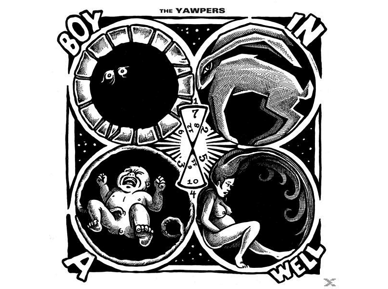 Yawpers - BOY IN A WELL [CD]