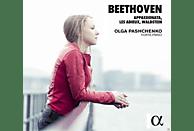 Olga Pashcehnko - Klaviersonaten-Appassionata/Les Adieux/Waldstein [CD]
