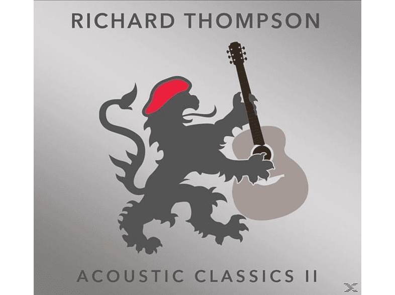 Richard Thompson - ACOUSTIC CLASSICS 2 [CD]