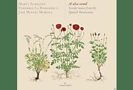 Paolo Pandolfo, Juan Carlos de Mulder, Pedro Estevan, Ensemble La Romanesca, Marta Almajano - Al alva venid-Secular music from the Spanish Ren [CD]