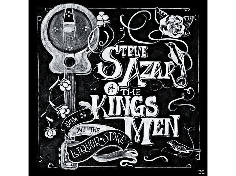Steve & The Kings Men Azar - DOWN AT THE LIQUOR STORE [Vinyl]