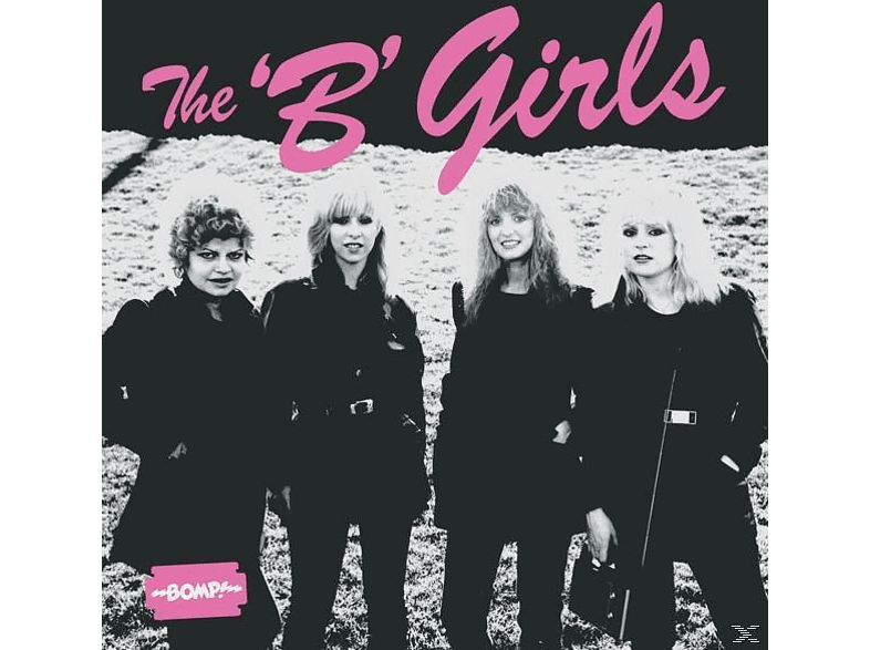 The B-girls - BAD NOT EVIL [Vinyl]