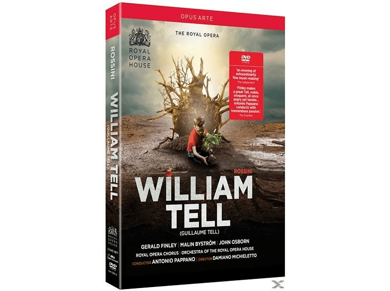 The Royal Opera House - William Tell [DVD]
