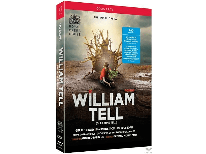 The Royal Opera House - William Tell [Blu-ray]