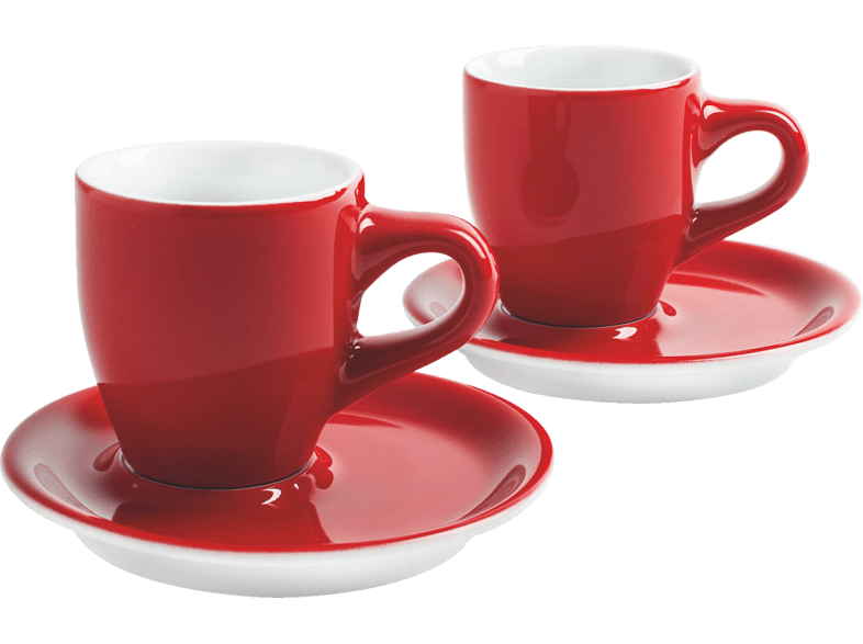KAHLA CAFÉ SOMMELIER Doppio Set 4tlg. Espresso Tassen