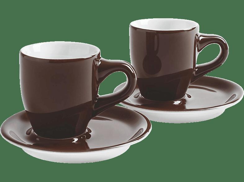 KAHLA Café Sommelier Doppio Set 4-tlg. Espresso Tassen