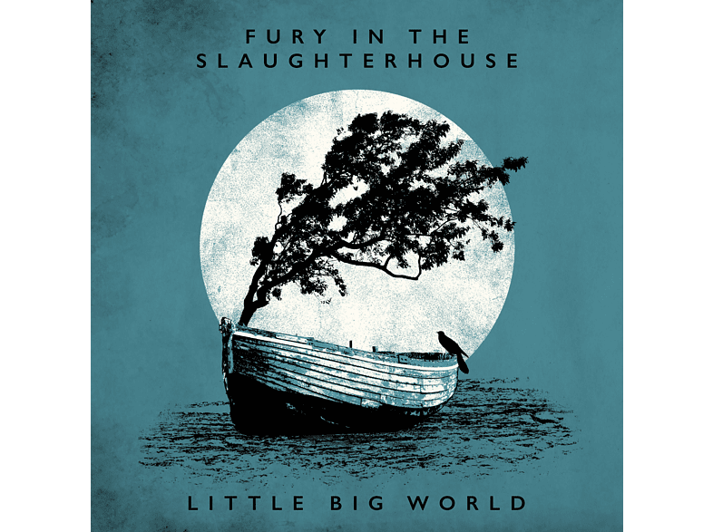 Fury In The Slaughterhouse - Little Big World-Live & Acoustic [CD]
