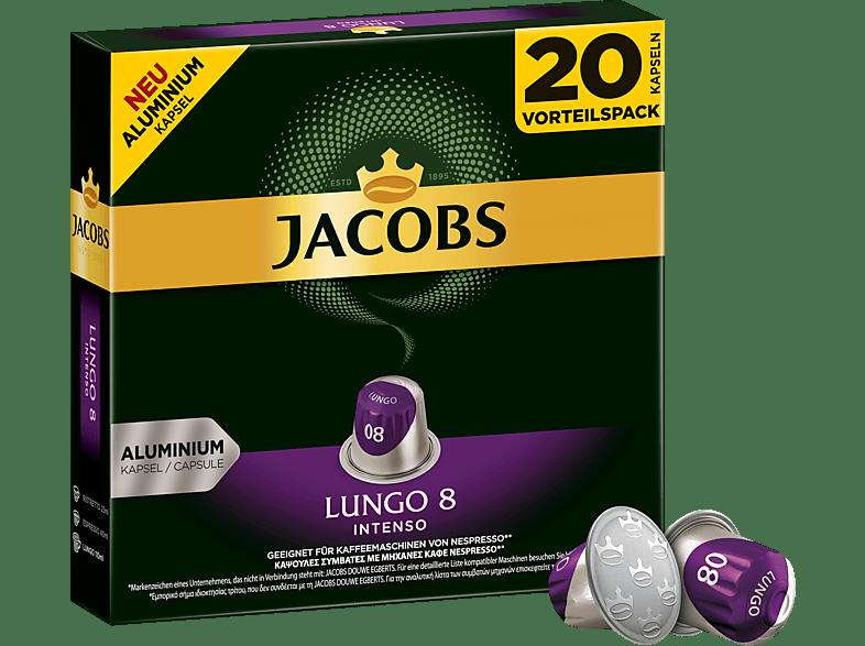 JACOBS 4057025 Lungo Intenso Kaffeekapseln (Nespresso)