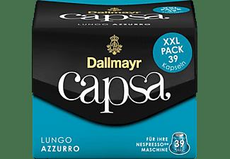 DALLMAYR Capsa Lungo Azzurro XXL Kaffeekapseln (Nespresso)